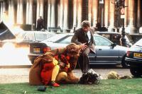 PATRIOT GAMES, Thora Birch, Anne Archer, Harrison Ford, 1992