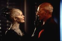 STAR TREK: FIRST CONTACT, Alice Krige, Patrick Stewart, 1996