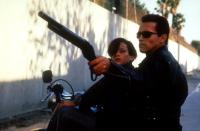 TERMINATOR 2: JUDGMENT DAY, Edward Furlong, Arnold Schwarzenegger, 1991