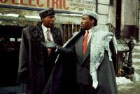 COMING TO AMERICA, Eddie Murphy, Arsenio Hall, 1988