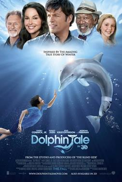 Dolphin Tale - A Family Favourites Presentation
