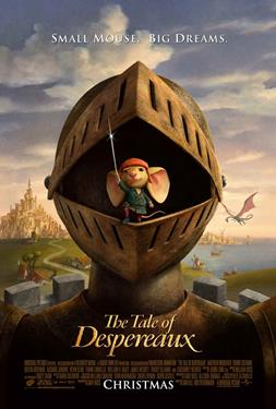 The Tale of Despereaux - A Family Favourites Presentation