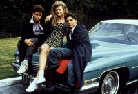 LICENSE TO DRIVE, Corey Haim, Heather Graham, Corey Feldman, 1988, TM & Copyright (c) 20th Century Fox Film Corp. All rights reserved.  TM and Copyright (c) 20th Century Fox Film Corp. All rights reserved.