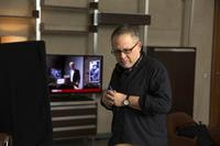 THE FIFTH ESTATE, director Bill Condon, on set, 2013. ph: Frank Connor/©Touchstone Pictures