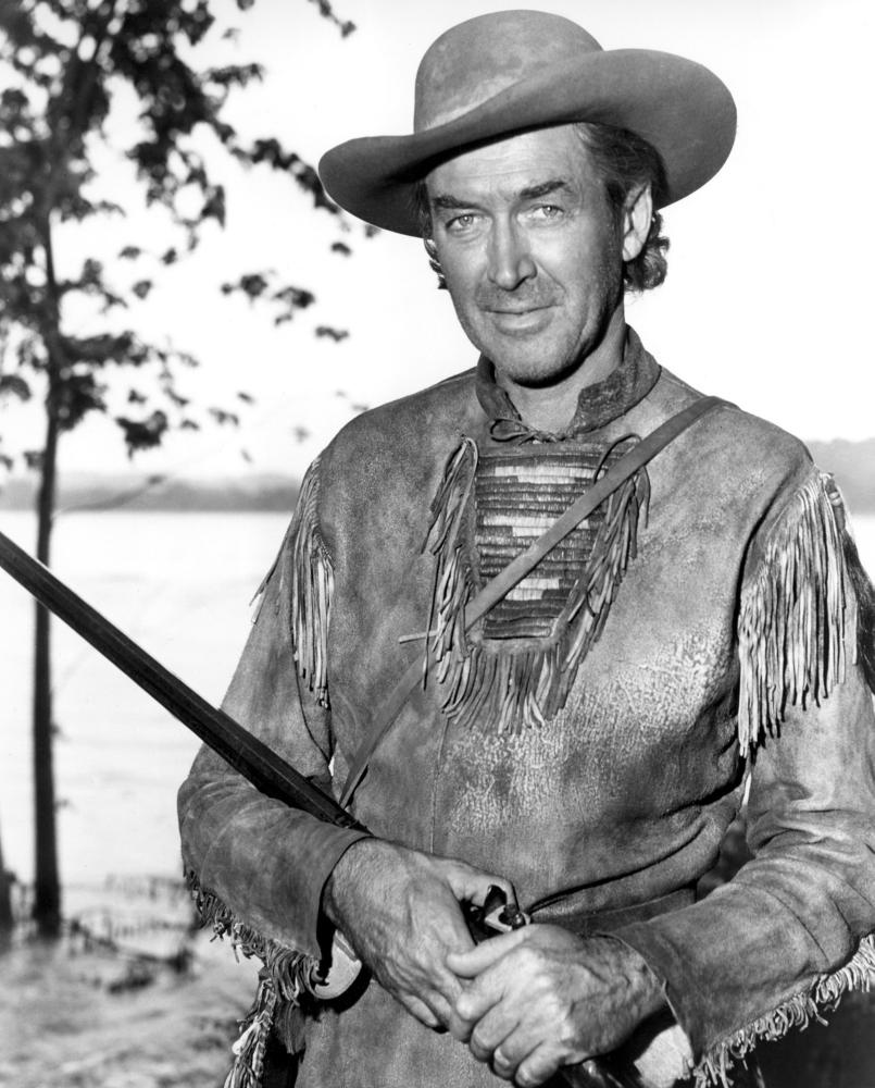 HOW THE WEST WAS WON, James Stewart, 1962