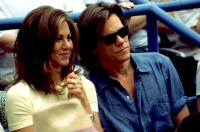 "PICTURE PERFECT, Jennifer Aniston, Kevin Bacon, 1997, watching at the stadium""  TM and Copyright (c) 20th Century Fox Film Corp. All rights reserved."