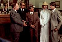 BILLY BATHGATE, Steven Hill, Dustin Hoffman, Nicole Kidman, Loren Dean, 1991