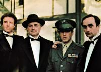 THE GODFATHER, James Caan, Marlon Brando, Al Pacino, John Cazale, 1972