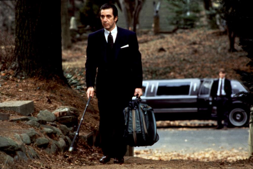 Essay on Scent of a Woman - 530 Words