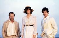 REDS, Jack Nicholson, Diane Keaton, Warren Beatty, 1981. (c) Paramount Pictures.