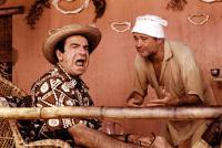 BUDDY BUDDY, Walter Matthau, Jack Lemmon, 1981
