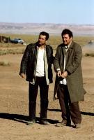 MIDNIGHT RUN, Robert De Niro, Charles Grodin, 1988, prisoner in the desert