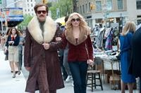ANCHORMAN 2: THE LEGEND CONTINUES, from left: Will Ferrell, Christina Applegate, 2013. ph: Gemma LaMana/©Paramount Pictures