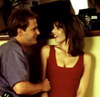 MY FAVORITE MARTIAN, Jeff Daniels, Elizabeth Hurley, 1999