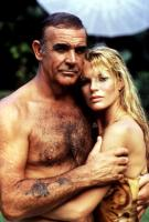 NEVER SAY NEVER AGAIN, Sean Connery, Kim Basinger, 1983, tattoo