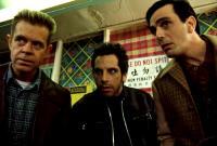 MYSTERY MEN, William H. Macy, Ben Stiller, Hank Azaria, 1999