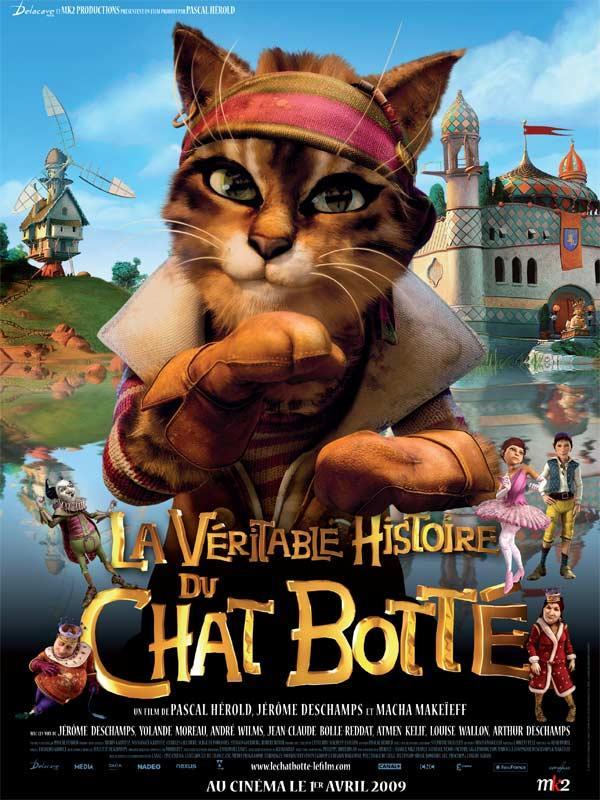 Top Cineplex.com | La Veritable Histoire Du Chat Botte TM26