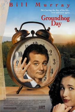 Groundhog Day - A Front Row Centre Presentation