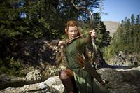 THE HOBBIT: THE DESOLATION OF SMAUG, Evangeline Lilly, 2013. ph: James Fisher/©Warner Bros. Pictures