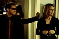 HURLYBURLY, Sean Penn, Robin Wright Penn, 1998, sunglasses