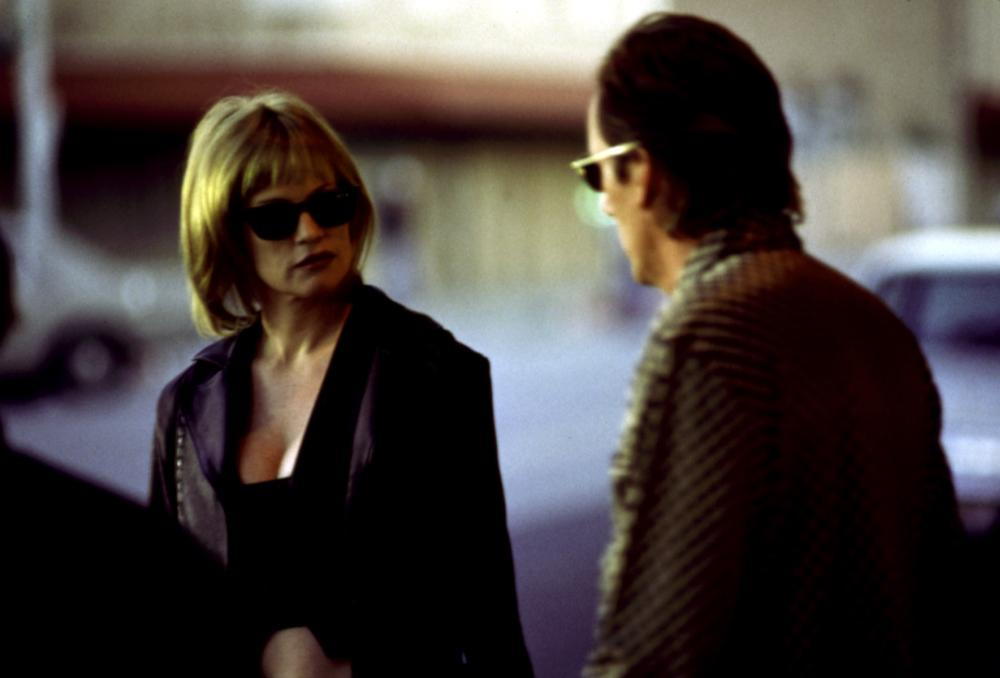 ANOTHER DAY IN PARADISE, Melanie Griffith, James Woods, 1998, sunglasses