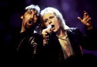 STILL CRAZY, Jimmy Nail, Bill Nighy, 1998, singing