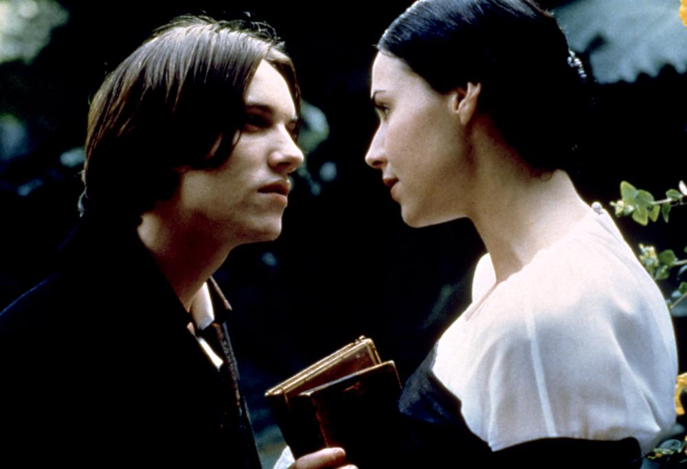 THE GOVERNESS, Jonathan Rhys-Meyers, Minnie Driver, 1998. ©Sony Pictures Classics
