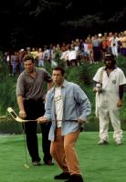 HAPPY GILMORE, Christopher McDonald, Adam Sandler, 1996, golf club