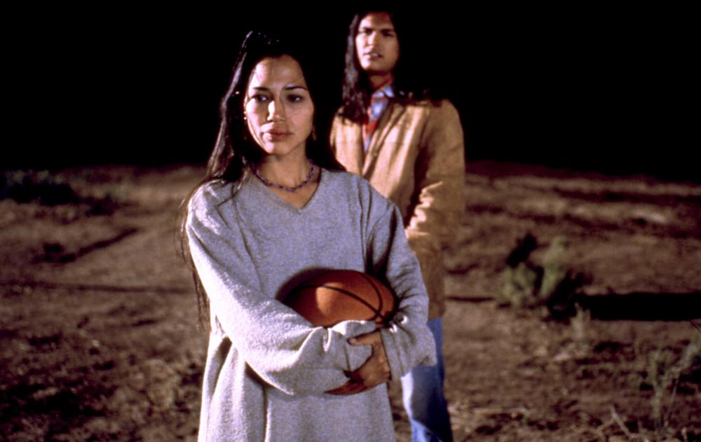 a review of the movie smoke signals Smoke signals is a 1998 film about two native american men who take a journey to recover the ashes of one man's  smoke signals quotes at the internet movie.
