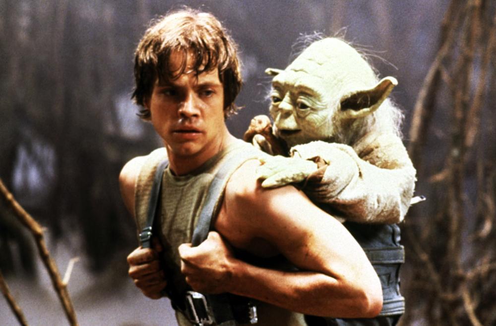 THE EMPIRE STRIKES BACK,  Mark Hamill, 1980, Lucasfilms /
