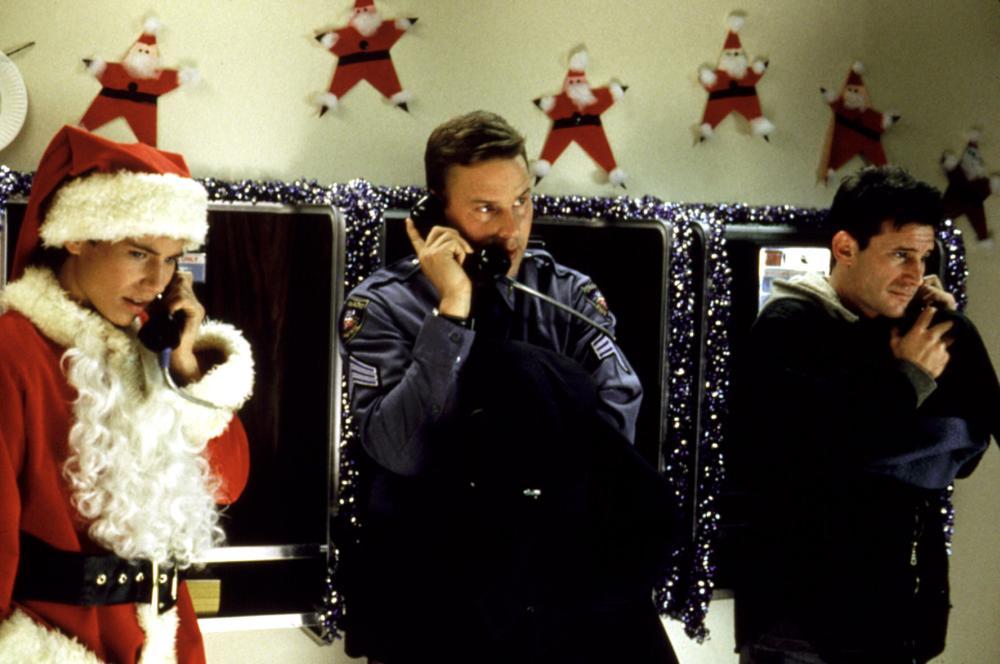 I'LL BE HOME FOR CHRISTMAS, Jonathan Taylor Thomas, Sean O'Bryan, Andrew Lauer, 1998, pay phone