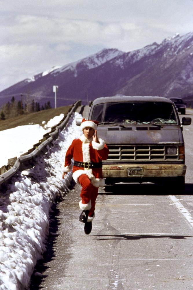 I'LL BE HOME FOR CHRISTMAS, Jonathan Taylor Thomas, 1998, running
