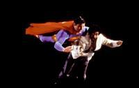 SUPERMAN III, Christopher Reeve, Richard Pryor, 1983, flying