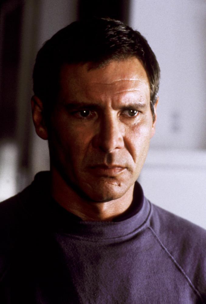 Superior PRESUMED INNOCENT, Harrison Ford, 1990