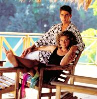 COCKTAIL, Elisabeth Shue, Tom Cruise, 1988