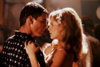 BORN ON THE FOURTH OF JULY, Tom Cruise, Kyra Sedgwick, 1989. (c) Universal Pictures