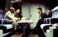 MISSION: IMPOSSIBLE, Ving Rhames, Jean Reno, Tom Cruise, Emmanuelle Beart, 1996. (c) Paramount Pictures.