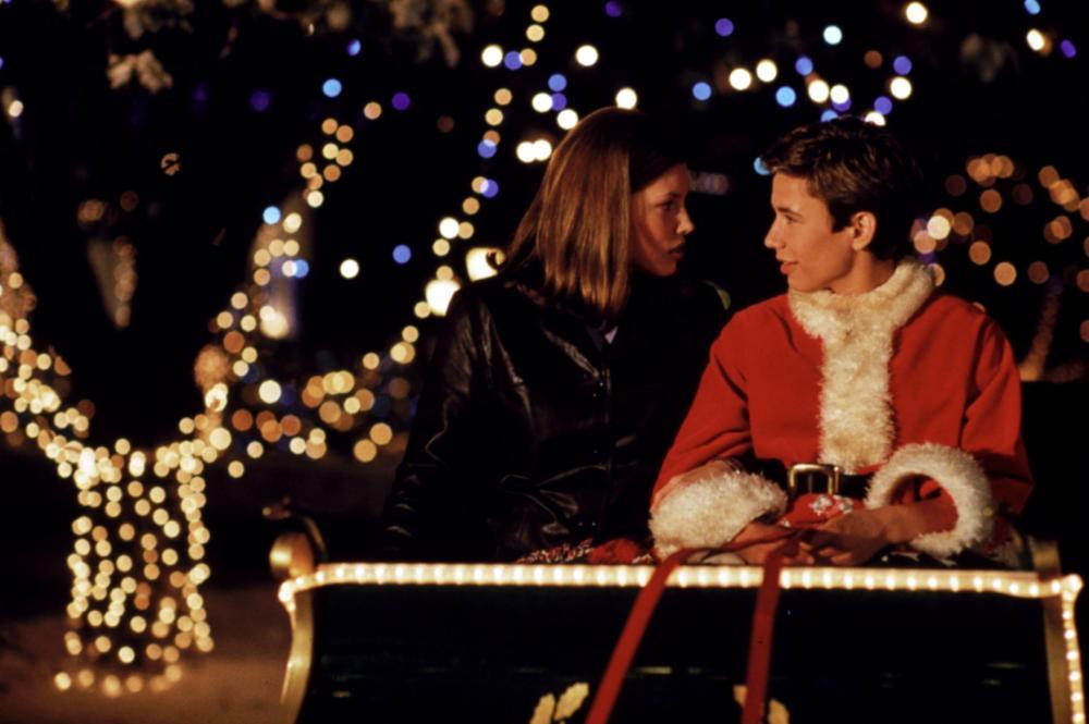 I'LL BE HOME FOR CHRISTMAS, Jessica Biel, Jonathan Taylor Thomas, 1998, Santa Claus