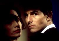 MISSION: IMPOSSIBLE, Kristin Scott-Thomas, Tom Cruise, 1996. (c) Paramount Pictures.