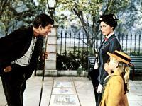 MARY POPPINS, Dick Van Dyke, Julie Andrews, Matthew Garber, Karin Dotrice, 1964