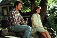 BENNY & JOON, Aidan Quinn, Julianne Moore, 1993, sitting in a tree