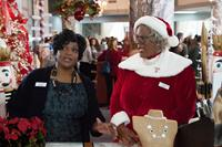 TYLER PERRY'S A MADEA CHRISTMAS, from left: Anna Maria Horsford, Tyler Perry, 2013. ph: K.C. Bailey/©Lionsgate Films