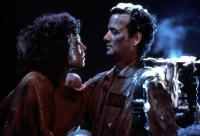 GHOSTBUSTERS, Sigourney Weaver, Bill Murray, 1984