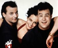 GHOSTBUSTERS II, Bill Murray, Sigourney Weaver, Dan Aykroyd, 1989