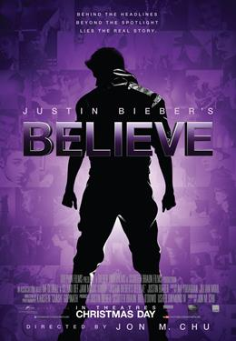 Justin Bieber: Believe The Movie