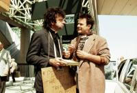 THE COUCH TRIP, Walter Matthau, Dan Aykroyd, 1988, (c) Orion