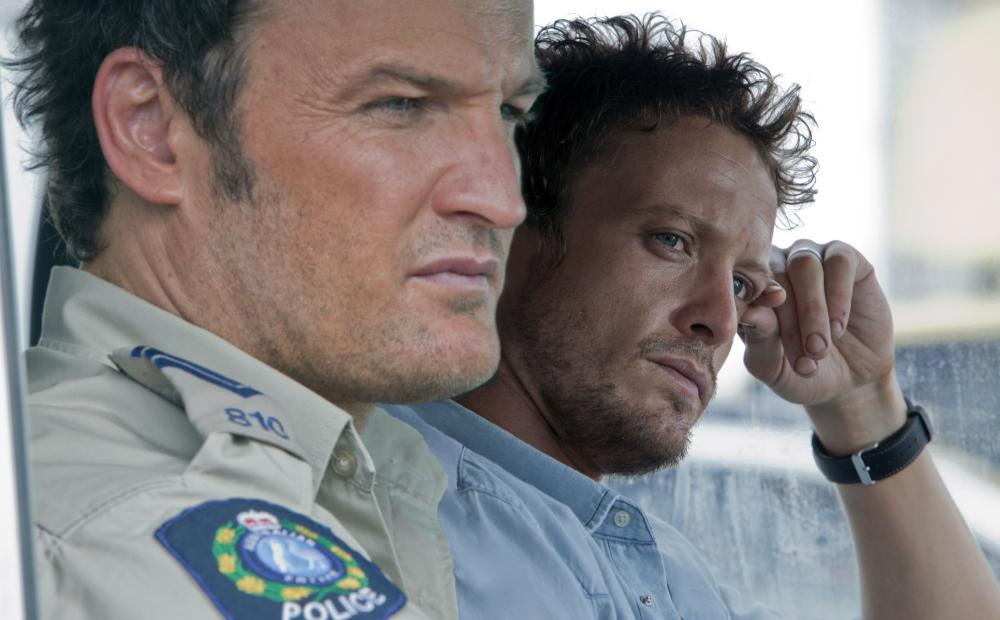 SWERVE, from left: Jason Clarke, David Lyons, 2011. ©Cohen Media Group