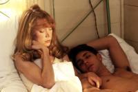 RAGGEDY MAN, Sissy Spacek, Eric Roberts, 1981, lovers in bed
