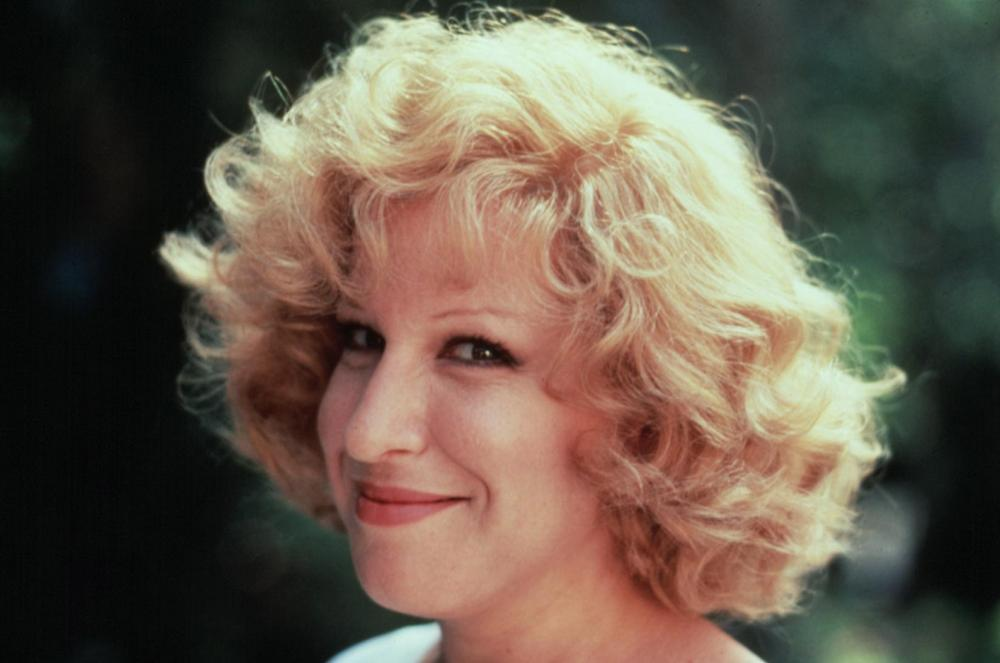 DOWN AND OUT IN BEVERLY HILLS, Bette Midler, 1986