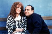 RUTHLESS PEOPLE, Bette Midler, Danny DeVito, 1986